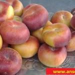 Инжирный персик: калорийность и польза