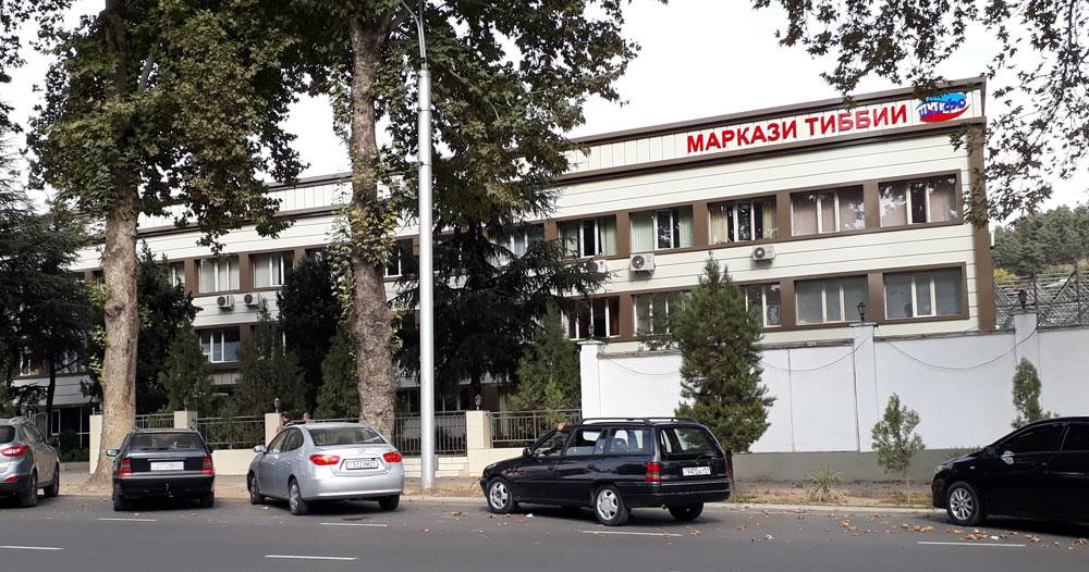 Фото здания ШИФО