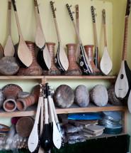 Таджикские инструменты музыки