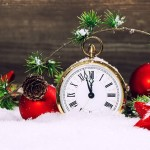 How many days until New Year's Day – Countdown