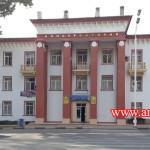 Консерватория в г. Душанбе — столице Таджикистана