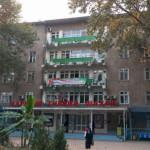 Поликлиника №7 города Душанбе