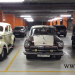 Ретро автомобили в Душанбе — Таджикистана