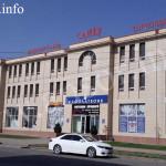 Торговый центр «Сайёр»  в г. Душанбе