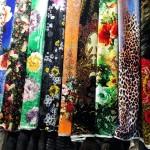 Материалы для женских одежд