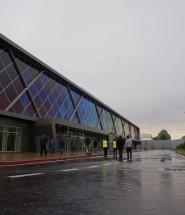 Фото здания Аэропорта Душанбе