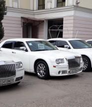 Аренда свадебных автомобилей в Душанбе