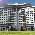 Бухоро Палас — ресторан и жилкомплекс в Душанбе