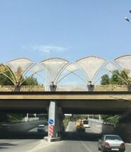 Мост улицы Ахмади Дониш