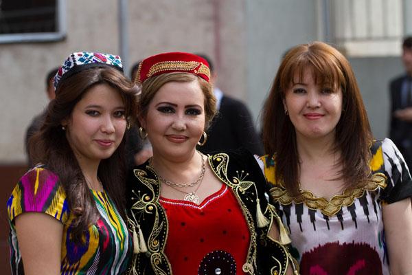 Фото удивительных жителей таджикистана