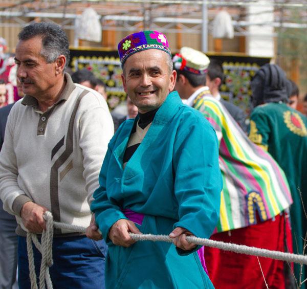 Бандкаши на фото (Вид спорта таджиков)