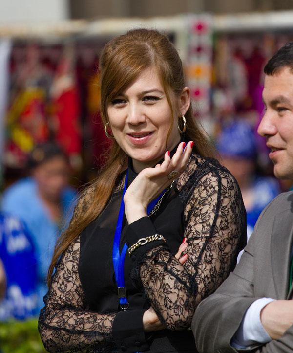 Фото разных национальностей в Таджикистане