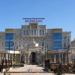 Hospital Istiqlol in Dushanbe city