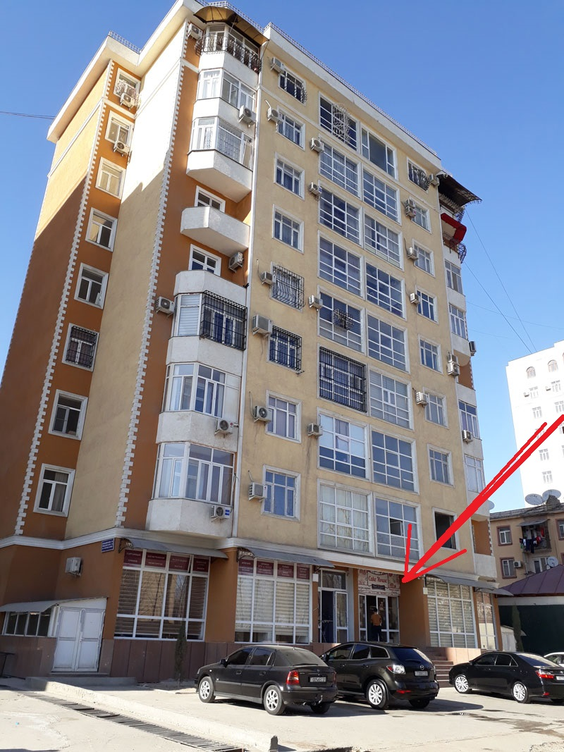 Кейк Хаус в г. Душанбе