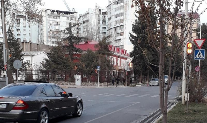 Прокуратура Душанбе- городская !