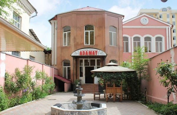 ресторан Азамат