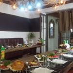 Farel restaurant in Dushanbe
