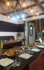 Форель ресторан Душанбе