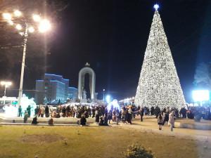 Ёлка Душанбе