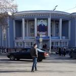 Поликлиника №1 города Душанбе