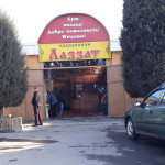 Lazzat – Cafe in Dushanbe