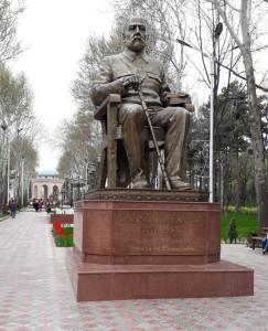 Памятник С Анйни