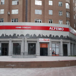 ALFHEMO – Furniture shop in Dushanbe