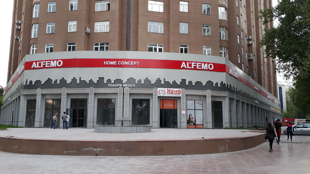 Alfemo Dushanbe