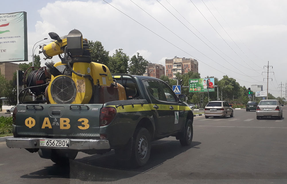 Фавз Душанбе