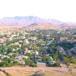 Istiqlol city in Tajikistan (Taboshar)