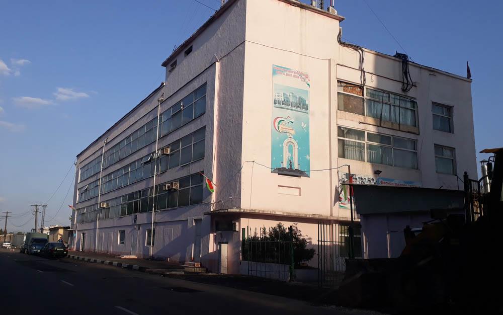 Здание Таджикпочта