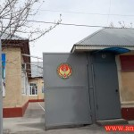Sino military commissariat in Dushanbe