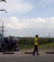 Авария в Таджикистане