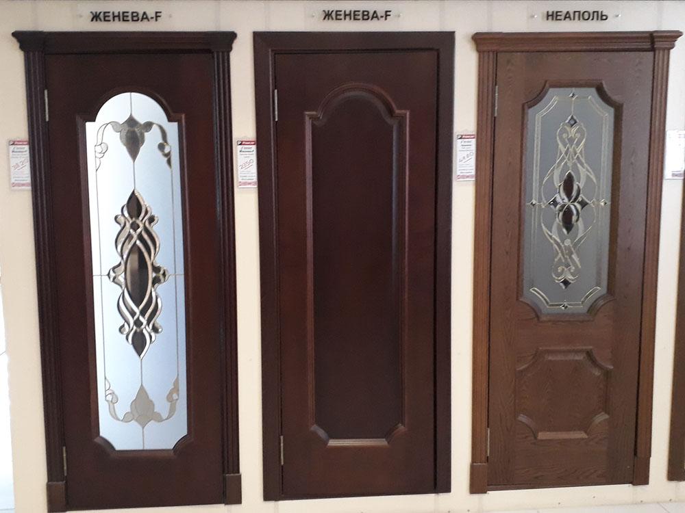 Двери Душанбе