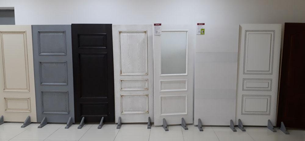 Современные новые двери