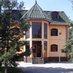 Гостиница СИНО в районе Рудаки