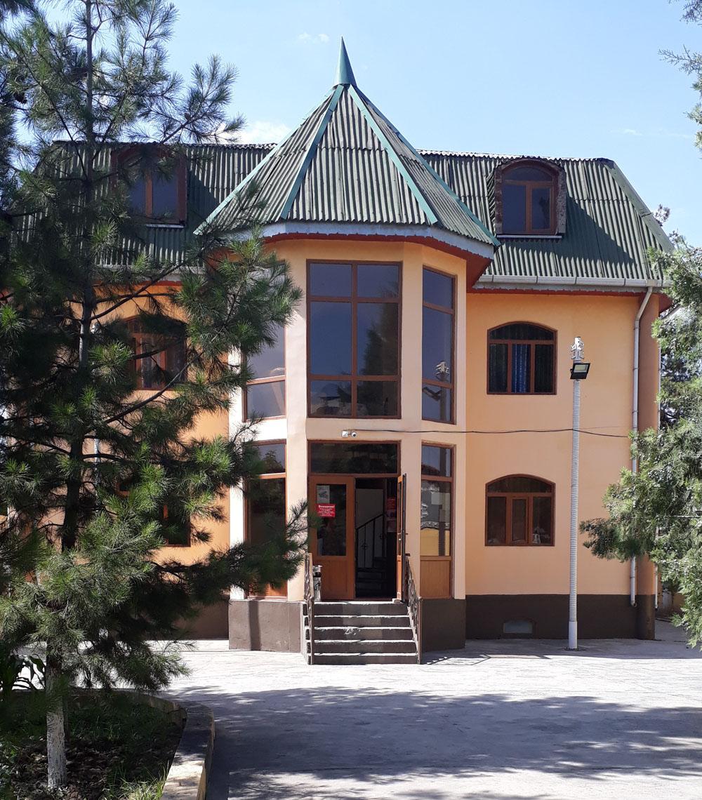 Гостиница Сино района Рудаки Таджикистан