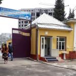 Детская инфекционная больница Душанбе