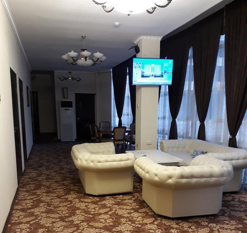 Гостиница  103