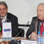 Деятельность ОБСЕ в Республике Таджикистан.