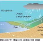 Природные стихийные бедствия: Тестовые вопросы