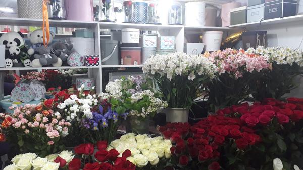 Доставка цветы Душанбе