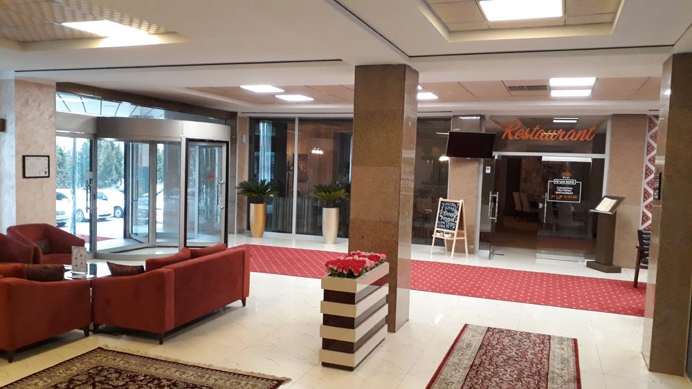 Гостиница Душанбе Шумон