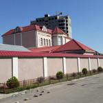 Гимназия Хилол в г. Душанбе