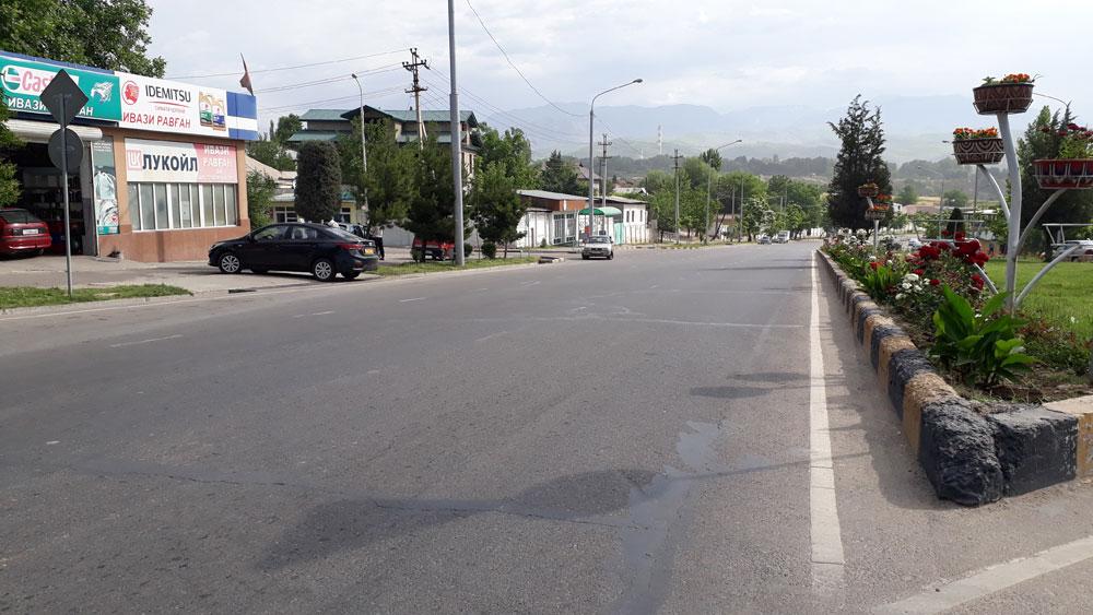 Улица Карамова