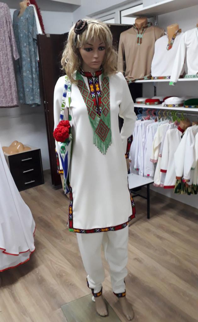 памирские платья фото