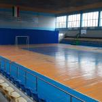 Спортивный зал в Яккачинаре г. Душанбе