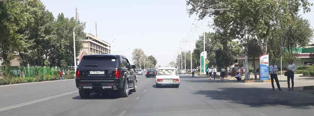 улица борбад Душанбе