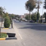 Улица Нисора Мухаммад в Душанбе