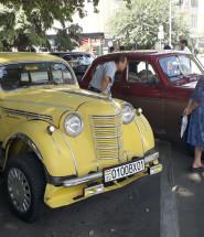 Фото рестро авто